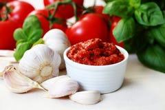 Tomato sauce Stock Photography