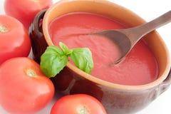 Tomato sauce Royalty Free Stock Image