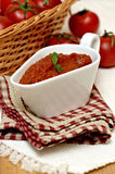 Tomato sauce Royalty Free Stock Photos