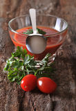 Tomato sauce Stock Photos
