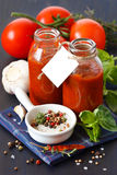 Tomato Sauce. Stock Images