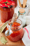 Tomato Sauce, Canned Marinara Royalty Free Stock Image