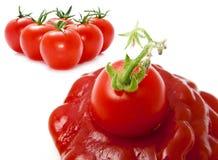 Tomato Set Royalty Free Stock Images