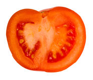 Tomato slice Stock Photography