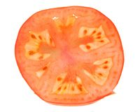 Tomato slice Stock Photos