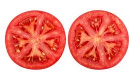 Free Tomato Slice Isolated On White Background Royalty Free Stock Photo - 99379565