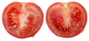 Tomato Slices Stock Photo