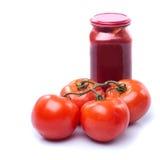 Tomato souce Stock Photography
