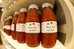 Tomato souce Royalty Free Stock Photos