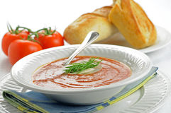 Free Tomato Soup Stock Images - 10382264