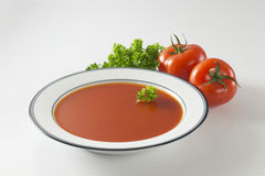Free Tomato Soup Stock Photo - 25870220