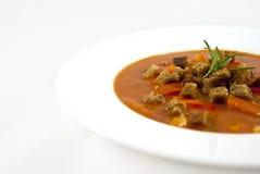 Tomato soup Royalty Free Stock Photos
