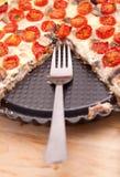 Tomato tart Stock Photos