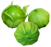 Tomato Tomatillos Royalty Free Stock Images