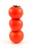 Tomato Tower Royalty Free Stock Photos