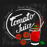 Tomato vector Image Royalty Free Stock Images