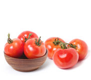 Tomato vegetable isolated Royalty Free Stock Photo