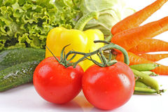 Tomato  vegetables Royalty Free Stock Photo