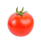 Tomato on white Royalty Free Stock Photo