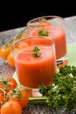 Tomatoe Juice Stock Image