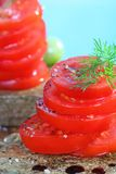 Tomatoe salad Royalty Free Stock Photo