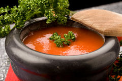 Tomatoe Sauce Royalty Free Stock Images