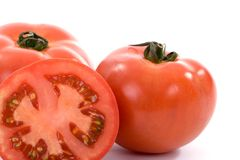 Tomatoes_01 fotografia de stock