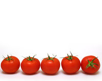 Tomatoes. Bunch of tomatoes Royalty Free Stock Images