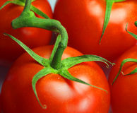 Tomatoes. Macro photo of tomatoes abstract background Stock Photo
