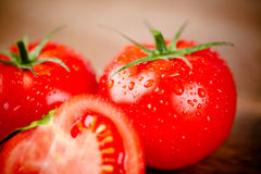 Free Tomatoes Royalty Free Stock Photo - 15870745