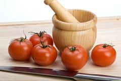 Tomatoes Royalty Free Stock Photos