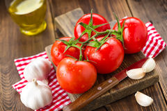 Free Tomatoes Royalty Free Stock Image - 39991576