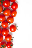 Tomatoes background Stock Photo