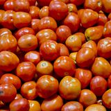 Tomatoes background texture Stock Photography