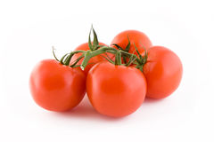 Tomatoes bunch Royalty Free Stock Photography