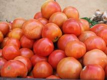 Tomatoes On Cart In Havana Cuba Stock Photo