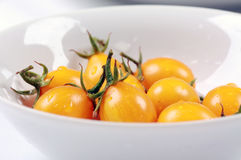 Tomatoes cerry Stock Images