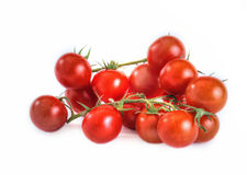 Tomatoes of cherry Royalty Free Stock Photography