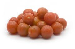 Tomatoes Cherry Pile Royalty Free Stock Photo