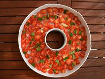 Tomatoes, dried Royalty Free Stock Images
