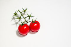 Tomatoes. Fresh and pulpy red tomatoes Royalty Free Stock Images