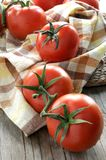 Tomatoes ingredient for cook clasical tomatoe soup Stock Photo