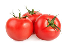 Free Tomatoes Isolated On White Stock Photo - 59599560