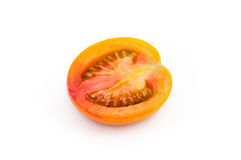 Tomatoes isolated Royalty Free Stock Photography