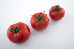 Tomatoes. Organic and fresh tomatoes for salad Stock Photography