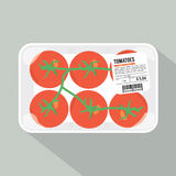 Tomatoes Pack. Royalty Free Stock Photography