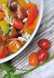 Tomatoes salad Royalty Free Stock Photo