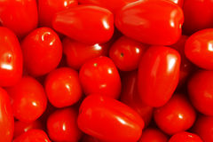 Plum Tomatoes Royalty Free Stock Image