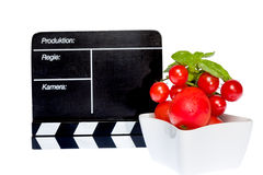 Tomatoes Story Stock Image