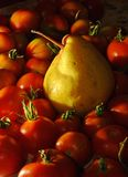 Tomatoes - vegetables, fruit or berries? Royalty Free Stock Photography